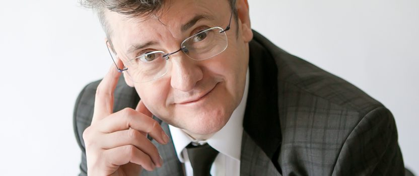 Joe Pasquale Interview