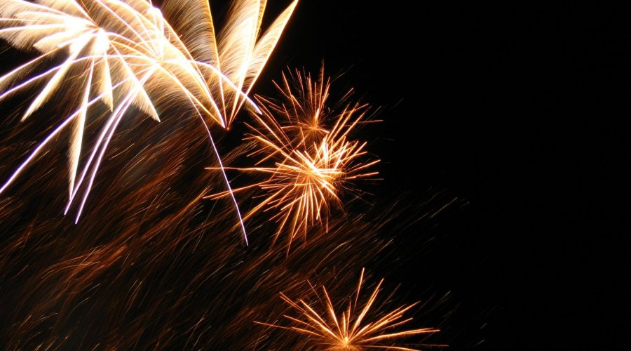 Woking Fireworks 2017